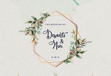 Undangan Cetak Dan Ilustrasi by Kamarmungil Studio