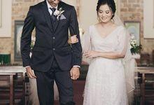 the  Wedding of Togi & Vinky by Jas-ku.com