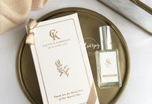 The Wedding of Calvin & Kimberley by Silverjoy Gift