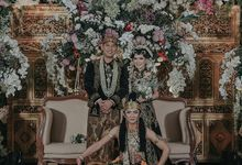 The Wedding Of Claudia - Alby by Tradisi Organizer
