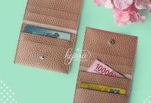 Dompet Kartu Kancing by Kejora Gift & Souvenir