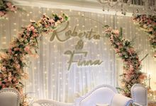 MC Wedding Intimate Bunga Rampai Jakarta - Anthony Stevven by Anthony Stevven
