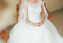 Bride Makeup and Hair by Beauty Room Bali