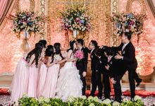 Yonathan & Dina Wedding by Imperial Photography Jakarta
