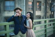 Pre-wedding Mr. Stefan & Mrs. Erlina by Brillington & Brothers