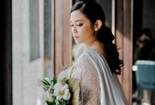 Bridal Bouquet (Jakarta) by Fior D'Amor