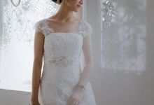 Aline Simple Dress by Bee Bridal Center