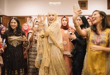Mehndi Night of Hamidah by Imagenic