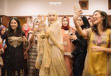 Mehndi Night of Hamidah by Imagenic