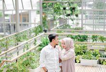 prewedding Fernanda & Haliimah by Photography by Danang Nugroho