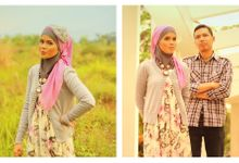 Tika + Gerry by Foraret Photo
