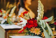 Peter & Jenny Wedding by Nicca