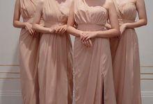 Wedding 2019 ( part II )  by STILETTO PAGAR AYU