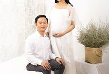 Eirene & Yarrow Robe - Mrs. Karina by by Michelle Phang