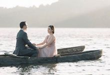 Pre-wedding of Novi & Roby by Vivre the Label
