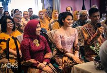 The Engagement of Bia & Andra by MORS Wedding