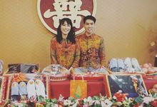 Sangjit Ceremony Teddy & Gendis by ID Organizer