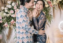 The Engagement of Abel & Ray by Chandani Weddings