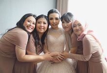 Bridesmaid / Sister / Party / Special Occasions by paulamakeupartist