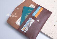 Premium Leather Wallet by Ellinorline Gift