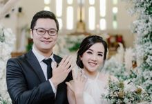 The Wedding of Yosua & Bea by SAS designs