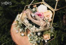 The Wedding of Anhar & Desi by MORS Wedding