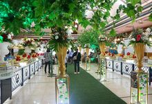 Wedding Putrie and Arief at Gedung Sartika by Gina Catering and Wedding
