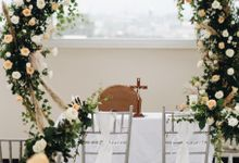 The Wedding Of Alvin and Fransiska by Elior Design