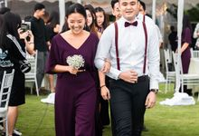 Reece and Yvonne by BenLui Photography