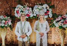 DINDA ABIM   BALAI SUDIRMAN by Mahadaya Wedding and Event Organizer