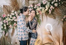 ABEL & RAY RAFI ENGAGEMENT by Seserahan Indonesia