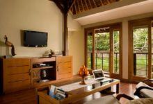 Deluxe Pool Villa by Kamandalu Ubud