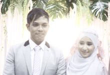 Yana + Wan (Akad Nikah) by Foraret Photo