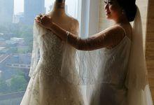 The Wedding Of Victor & Juliannie Fransisca by ID Organizer