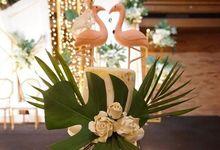 ALVIN ANGGRAINI WEDDING by United Grand Hall