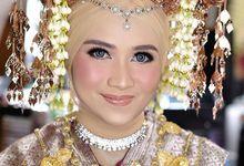 Beautiful Bride by Tami Rubiyanto