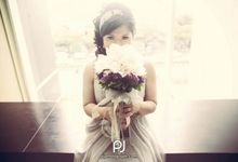 Martha & Chul Woong Choi by PJ Photography