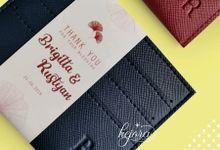 Dompet Kartu 3 Selip by Kejora Gift & Souvenir