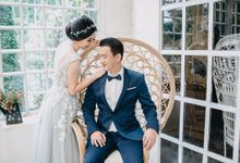 Rika Prewedding by iLook ( Makeup & Couture )