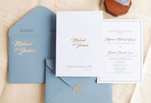 Wedding of Micahel & Yessica by Prima Card