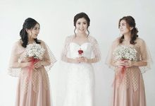 Marcos & Melissa Wedding by Sisca Zh