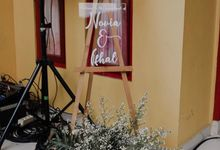 The Engagement of Novia & Ifhal by La Societa