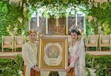 RAZLY & KARTIKA WEDDING by Seserahan Indonesia