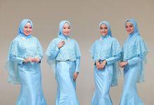 Modern Hijab by Sundawan Pagar Ayu