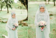 Fatin & Fairuz by Fantastic Moment Studio
