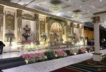 The wedding of Anggita & Yoga  9 April 2017 by eL Royale Hotel Bandung d/h Grand Royal Panghegar