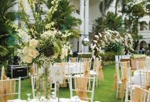 Natural Beauty by Orchid Florist and Decoration