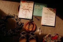 Nikko and Monaliza Wedding Highlights by Antahan Arts