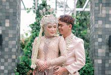 Wedding of Pama and Rafi by Elvira Photoworks