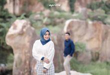 Monica & Afian by apriliophoto